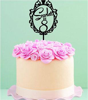 Birthday Cake Toppers Australia