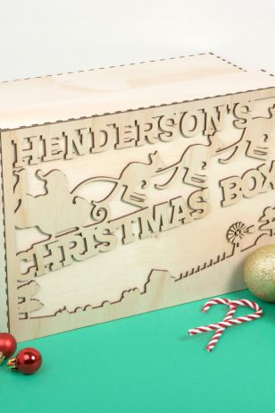 Personalised Christmas Eve Box Australian