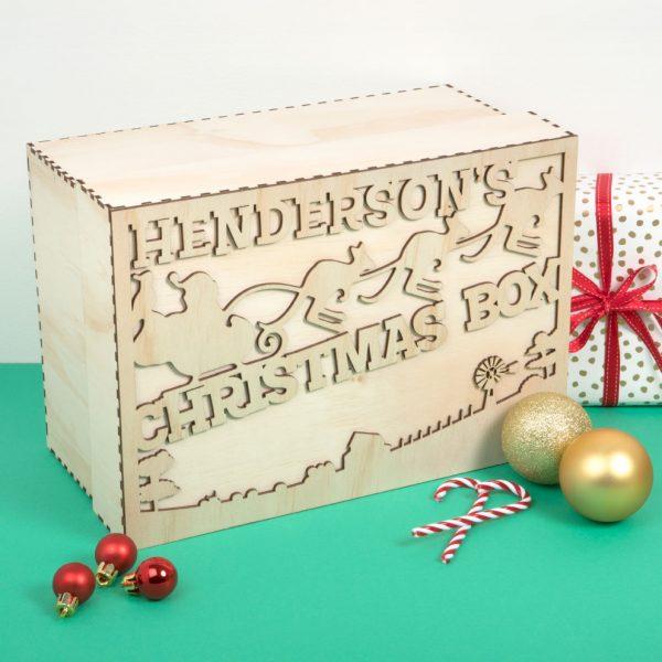 Personalised Christmas Eve Box Australian