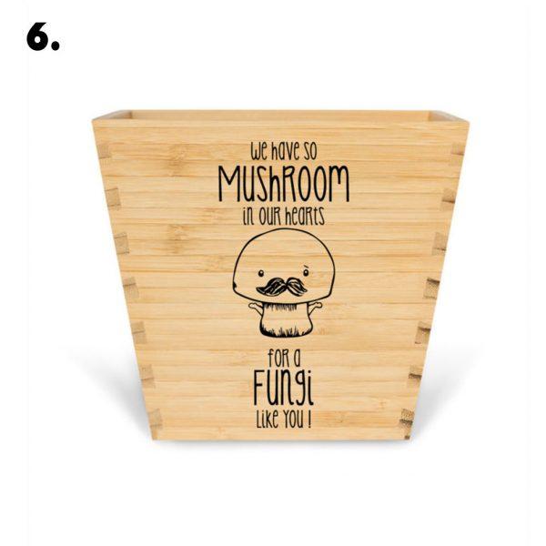 mushroom love Father's Day
