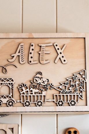 Train Personalised Christmas Eve Box Australia