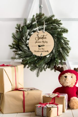 Personalised Christmas Gifts & Decorations