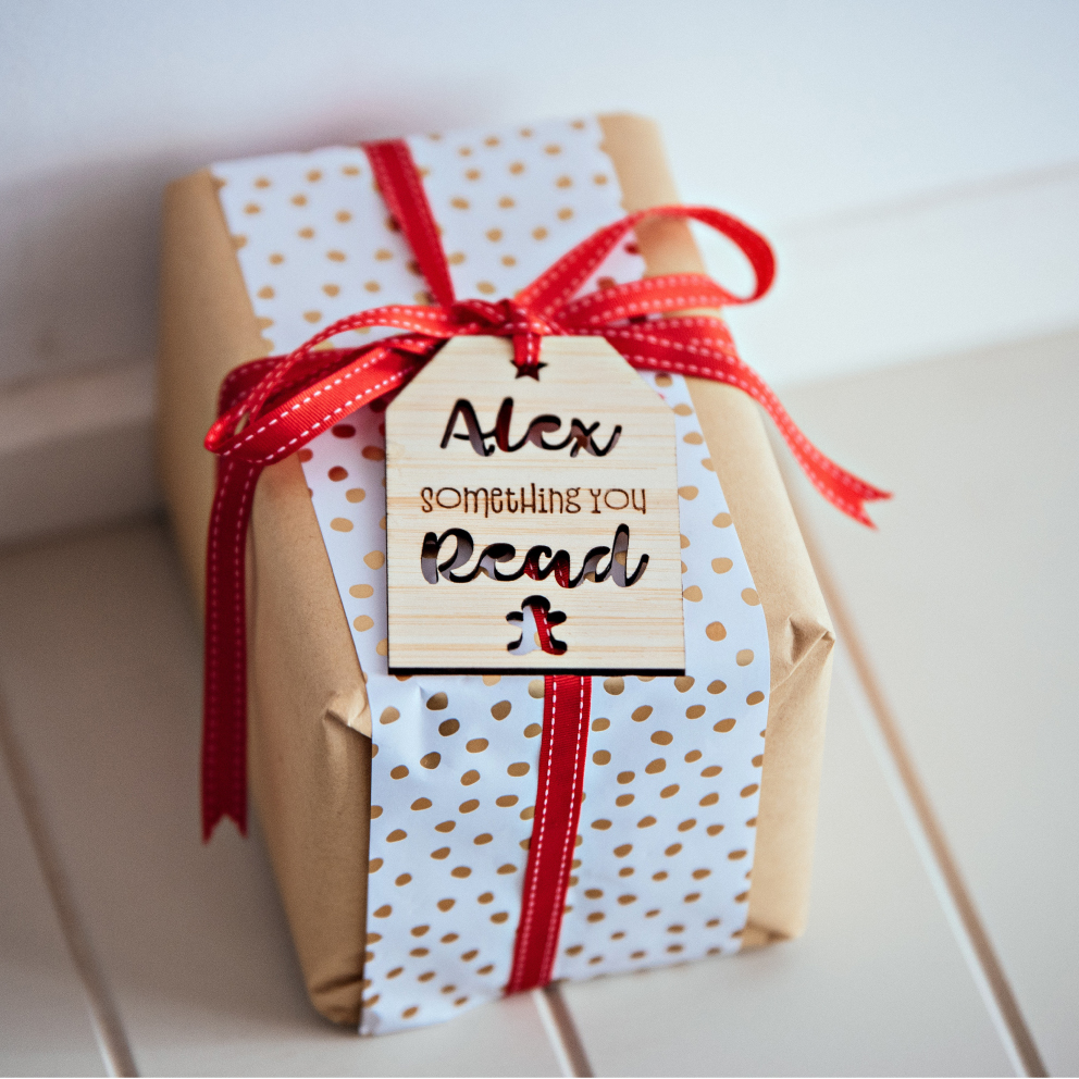 Want Need Wear Read Personalised Gift Tags   4/8 Rule Christmas Gifts