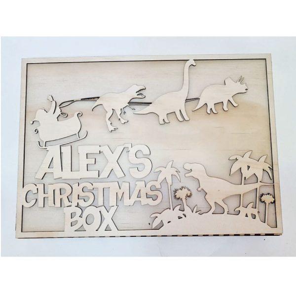 Dinosaure Personalised Box